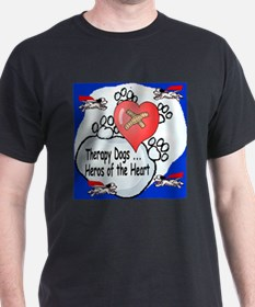Therapy Dogs! T-Shirt