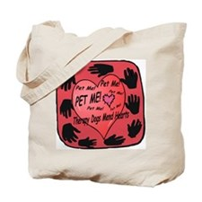 Therapy Dogs! Tote Bag