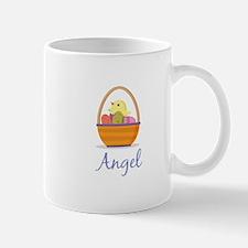 Easter Basket Angel Mug