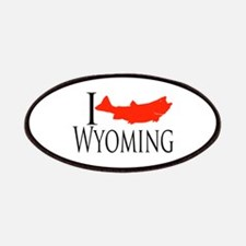 I fish Wyoming Patches