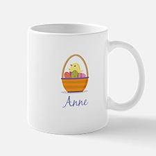 Easter Basket Anne Mug