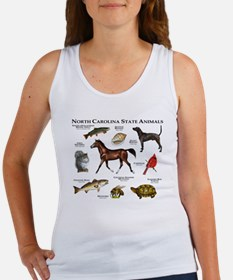 North Carolina State Animals Women's Tank Top