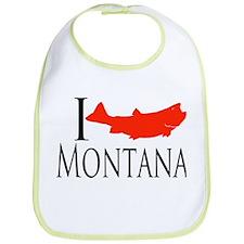 I fish Montana Bib
