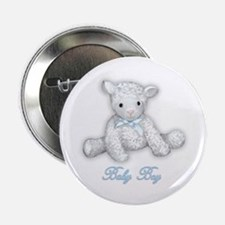 Baby Boy Lamb Button