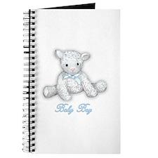 Baby Boy Lamb Journal