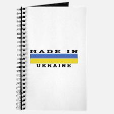 Ukraine Made In Journal