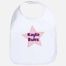 Kaylie Rules Bib