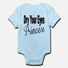 Dry Your Eyes Princess Body Suit