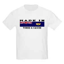 Turks Caicos Made In T-Shirt