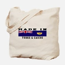 Turks Caicos Made In Tote Bag
