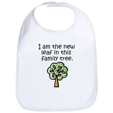 Unique Family tree Bib
