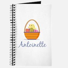 Easter Basket Antoinette Journal