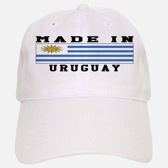 Uruguay Made In Baseball Baseball Cap