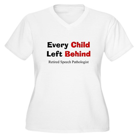 every child retired SP Plus Size T-Shirt