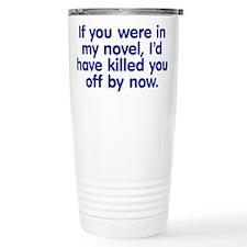 Unique Now Travel Mug