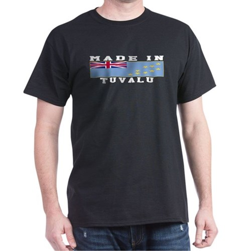 Tuvalu Made In T-Shirt