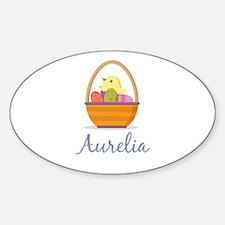 Easter Basket Aurelia Decal