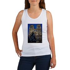 Notre Dame de Paris a NOEL Women's Tank Top