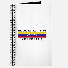 Venezuela Made In Journal