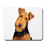 Airedale Classic Mousepad