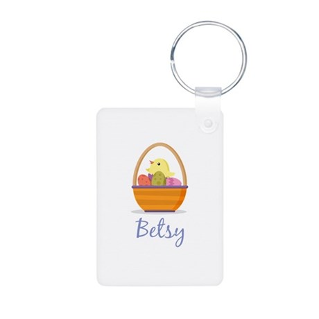Easter Basket Betsy Keychains