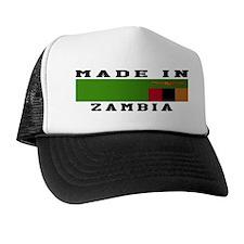 Zambia Made In Trucker Hat