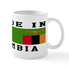 Zambia Made In Mug