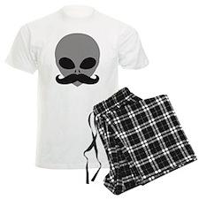 mustache_alien Pajamas