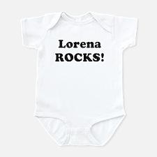 Lorena Rocks! Infant Bodysuit