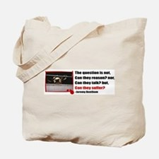 Do They Suffer? Tote Bag