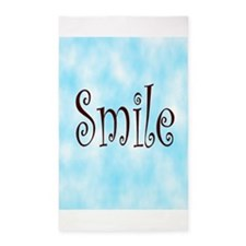 Smile 3'x5' Area Rug