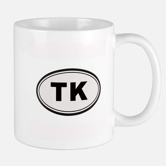 Tony Kornheiser Sticker Mug