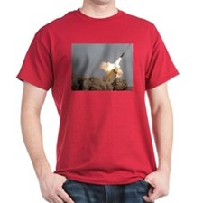 Multiple Launch Rocket System Red T-Shirt
