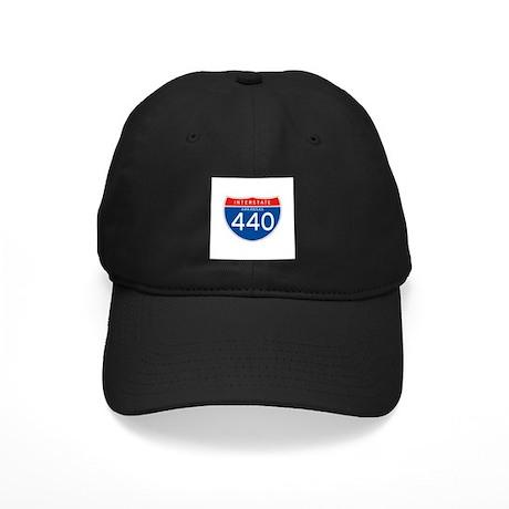 Interstate 440 - AR Black Cap