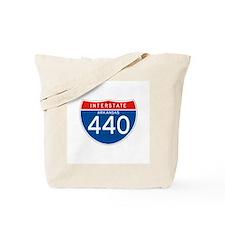 Interstate 440 - AR Tote Bag