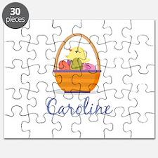 Easter Basket Caroline Puzzle