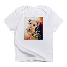 Airedale Terrier Portrait Infant T-Shirt