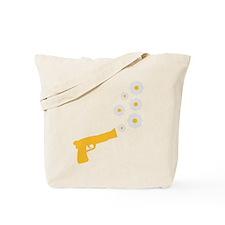flower_gun Tote Bag
