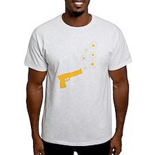 flower_gun T-Shirt