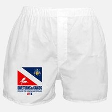 Dive Turks and Caicos Boxer Shorts
