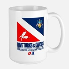 Dive Turks and Caicos Mug