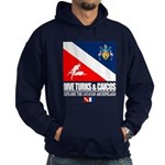 Dive Turks and Caicos Hoodie