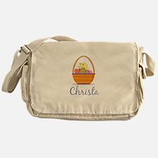 Easter Basket Christa Messenger Bag