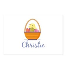 Easter Basket Christie Postcards (Package of 8)