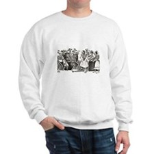 Calavera's Wild Party Sweatshirt
