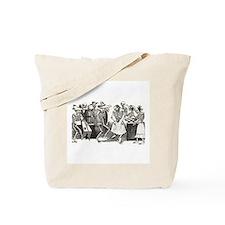 Calavera's Wild Party Tote Bag
