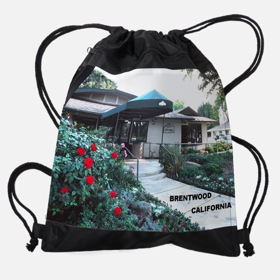 brentwood_city_hall_1 (12).png Drawstring Bag
