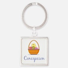 Easter Basket Concepcion Keychains