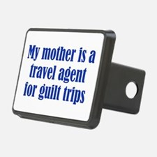 Mothers and Guilt Trips Hitch Cover