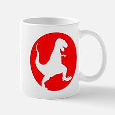 Red TRex Rampage Mug